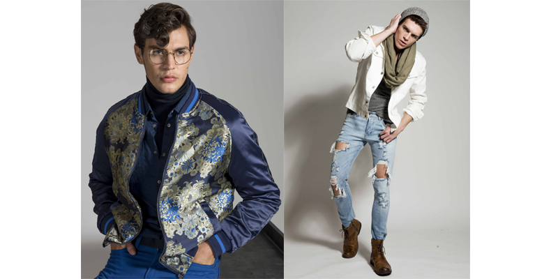 FIT NYC's Fashion Styling for Men Class with Joseph DeAcetis