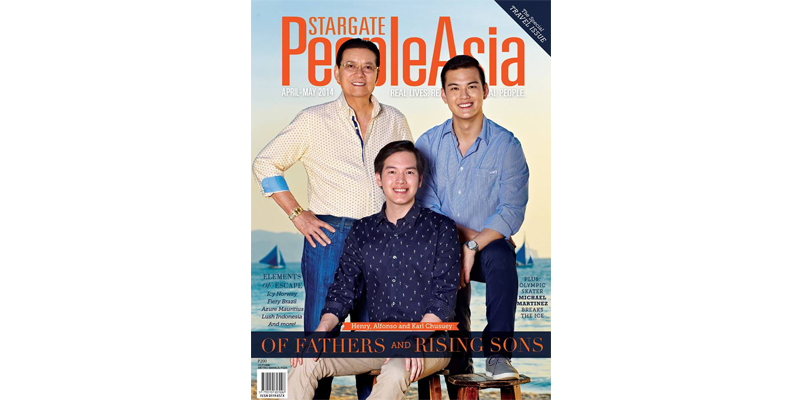 People Asia April-May 2014 Issue: Cover Story