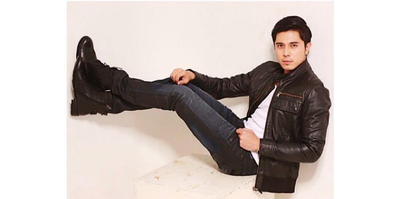Styling for Paulo Avelino's June 2014 Publicity Shoot