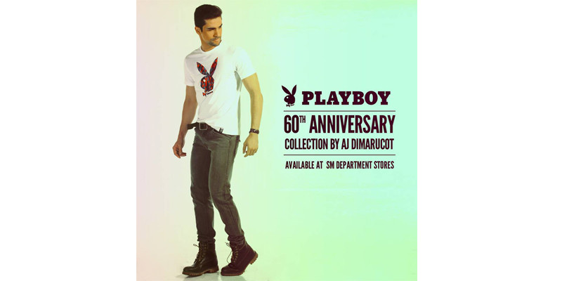 Styling for Playboy Apparel's 2014 Campaign