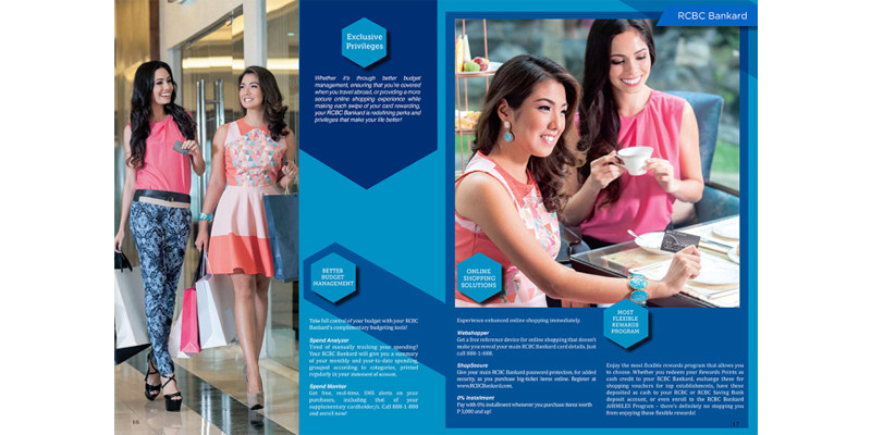 Styling for the RCBC Supplement in People Asia Magazine's Oct-Nov 2014 Issue